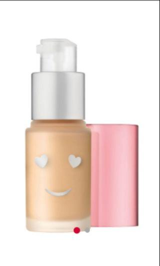🚚 MINI Hello Happy Flawless Brightening Liquid Foundation 04 10 ML