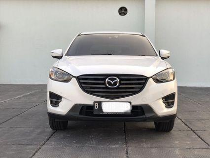 Mazda cx5 GT at matic 2016 bukan 2015 putih