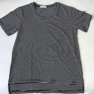 Uzzlang stripe tshirt