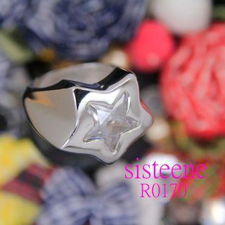 R0170純銀戒指925 Silver Ring