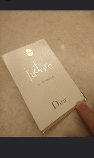 🚚 Dior  Jadore  2ml 小香水