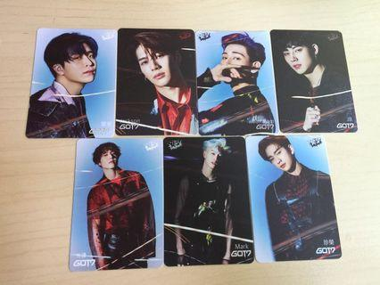 Got7 SPINNING TOP  PC