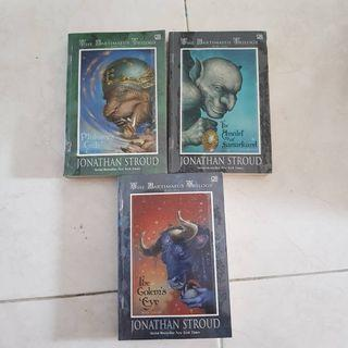 Buku The Bartimeaus Trilogy (3 Buku)