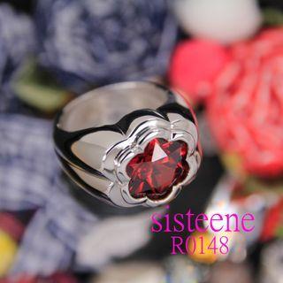 R0148純銀戒指925 Silver Ring
