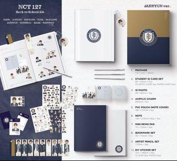 NCT127 - BACK TO SCHOOL KIT