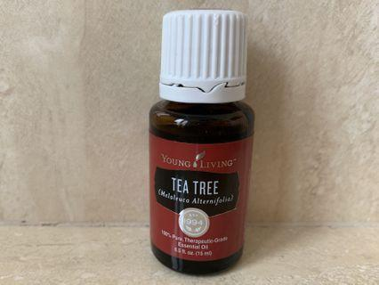 Young Living Tea Tree Essential Oil 15 ml Brand New BN