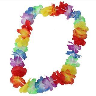 Hawaiian Lei Party Garland