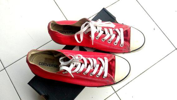 Converse Red Unisex