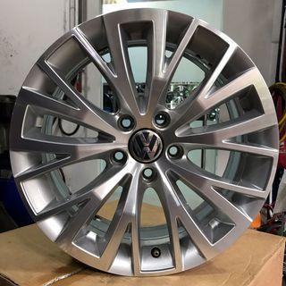 """17""""VW sharan 5x112"""