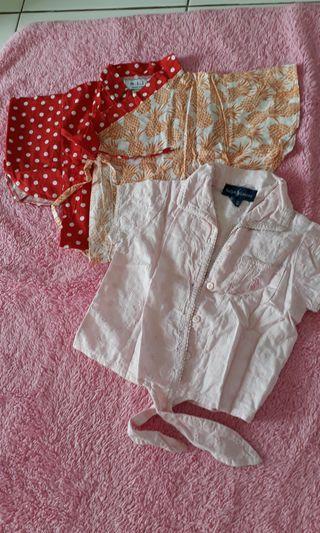kimono dan kemeja