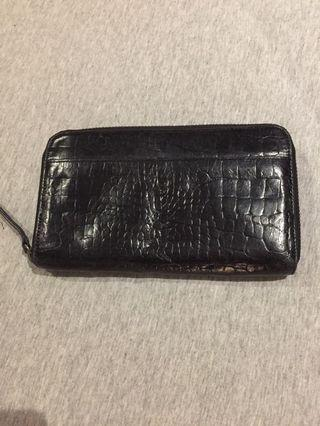 Status anxiety wallet