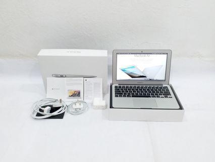 MacBook Air 11 Core i5 @ 1.4GHz, 4GB DDR3 Ram, 128GB SSD, macOS Mojave, Early 2014