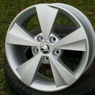 VW SKODA SEAT AUDI light weight rims