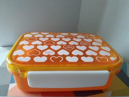 New hearty💓 lunch / storage box