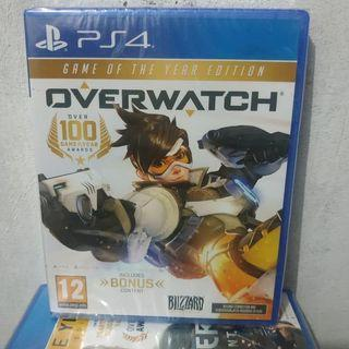 Overwatch Game of The Year - PS4