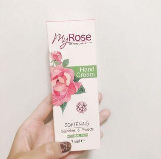 🚚 玫瑰護手霜🌹