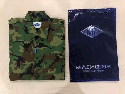 Madnes MDNS army camo shirt (early generation)