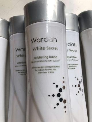 Wardah White Exfoliating Lotion