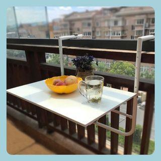 #簡約露台摺合桌    Simplicity Style Balcony Folding Table