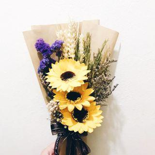 🚚 Soap Sunflower bouquet 🌻
