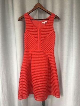 Red dress XS/S