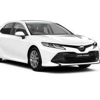 Toyota Camry Hybrid Eligible for Grab / PHV / Personal Use