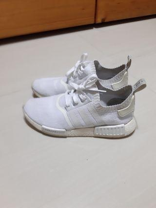 Nmd r1 japan triple white