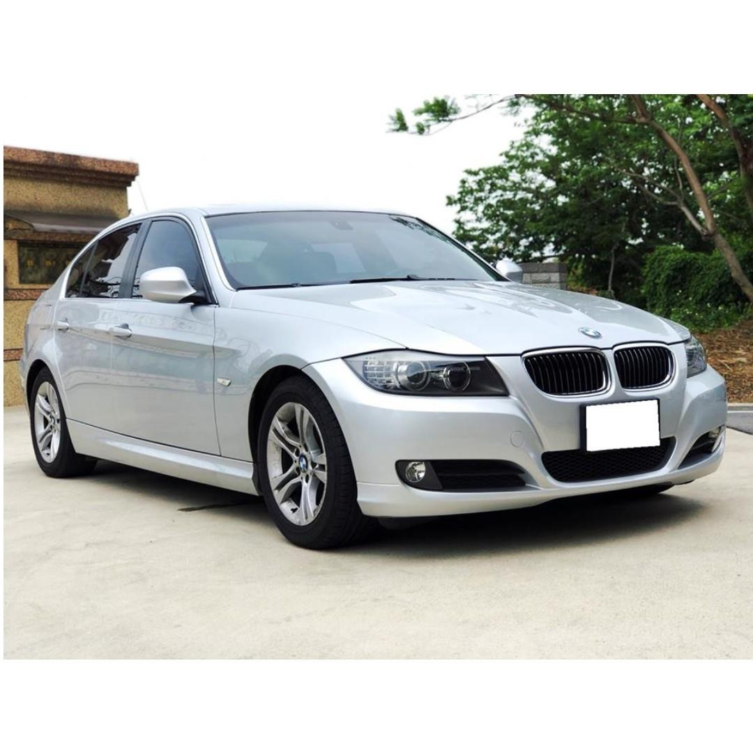 2009年 BMW 銀色 323I