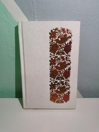 🚚 Hardcover SG designed notebook
