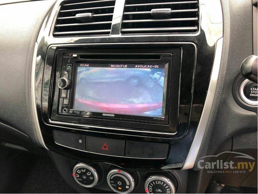 2012 Mitsubishi ASX 2.0 (A) One Owner Leather DVD Reverse Camera Push Start No 25