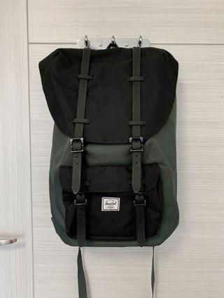 hershel backpack authentic