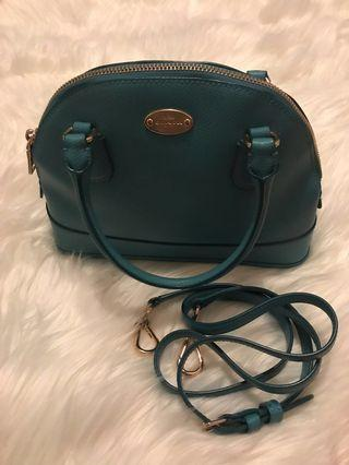 Authentic coach mini bag