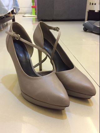 Authentic Pedro Grey Shoes