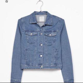 🚚 Bershka Denim Jacket