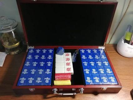 Mahjong Set Tiger Beer