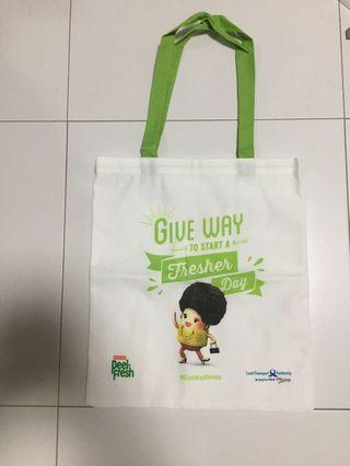 Peel Fresh Tote Bag
