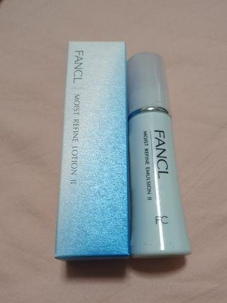 Fancl moist refine lotion 2
