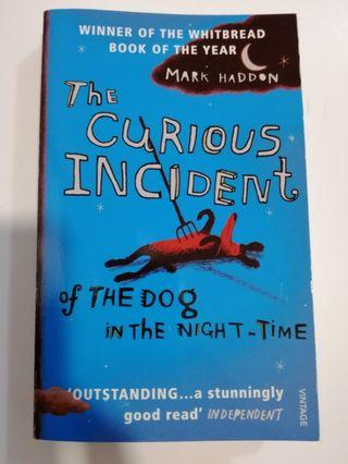 Almost mint - The Curious Incident of the Dog in the Night-time
