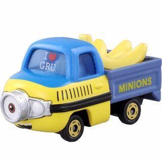 [包郵] Tomica Minions車仔