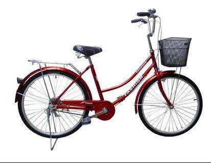 AIM24 Fashion Bicycle (Red Color)