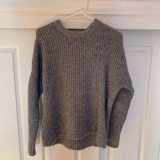 Zara knitted jumper