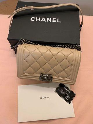 Chanel Boy 25cm (95% new)