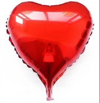 Heart shape balloon | shape foil