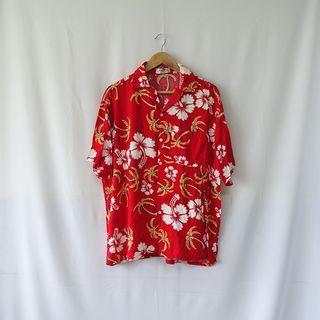 小草古著潮/vintage/夏威夷/復古襯衫