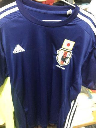 🚚 日本隊足球衣