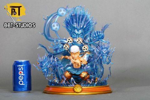 BBT Studio One Piece Enel 200000000 Volt Amaru Form Transparent Version SD Resin New Toys God