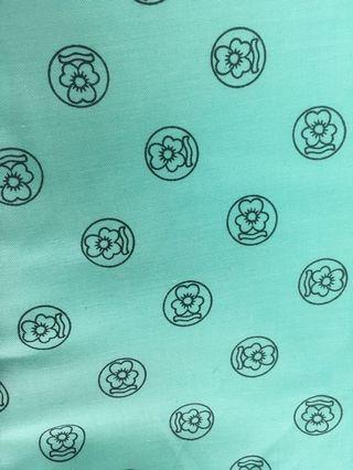 Kain meter Pandu Puteri / Girl Guide Fabric