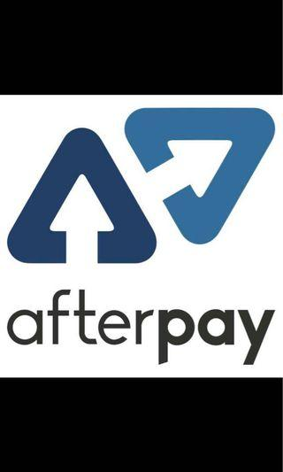 AFTERPAY AVAILABLE ON ALL LISTINGS