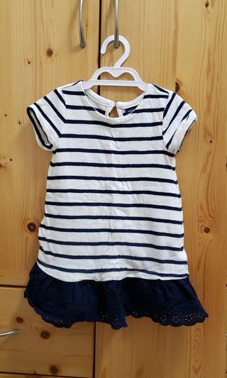 BabyGap 2years/24m 兩歲幼兒女童連身裙