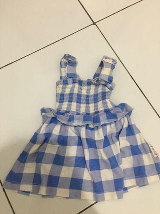 Dress cool baby baju bayi